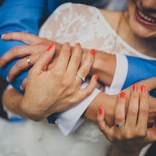 Wedding photographer Mikhail Lezhnev (mihail96). Photo of 26.07.2015