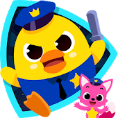 Pinkfong The Police Mod