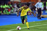 Bafana Bafana star midfielder Percy Tau is an injury doubt for the Nelson Mandela Challenge clash against Mali.