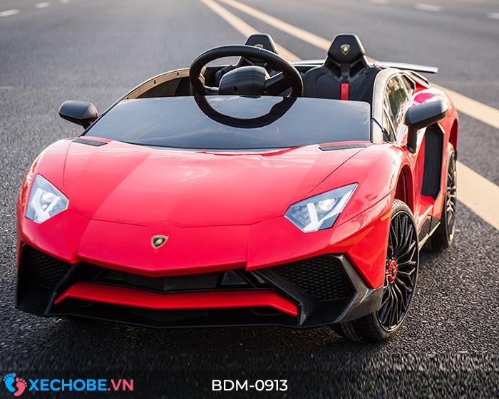 Xe ô tô điện trẻ em BDM-0913 4