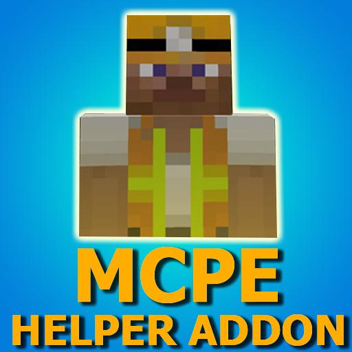 Helper addon Minecraft PE