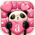 Sweet Love Keyboard Themes
