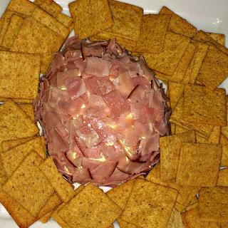Creamy Ham Dip