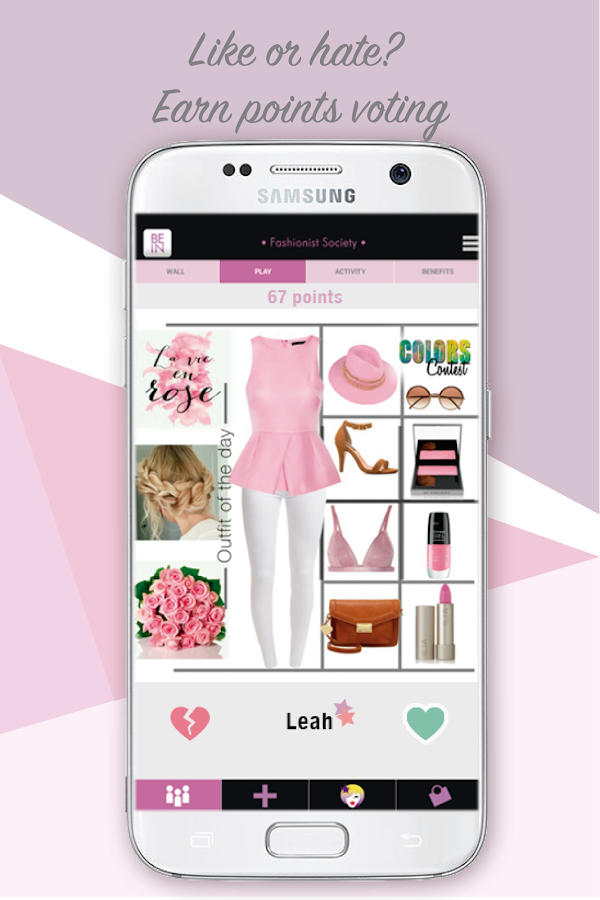 BeINapp - Fashion Trends- screenshot