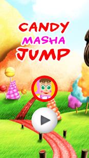Apple Masha Jump - náhled