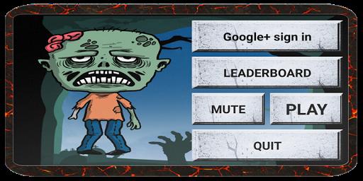 Whack-a-Zombie : Underground