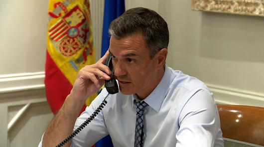 Sánchez y Biden acuerdan usar las bases de Rota y Morón para acoger a afganos