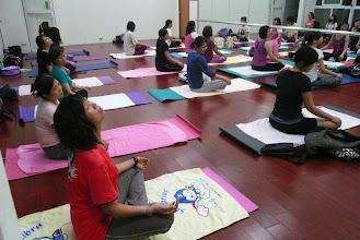 Photo: 20110923身心靈健康瑜伽
