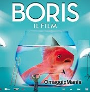 Boris%20il%20film Vinci la t shirt del film Boris con TIM