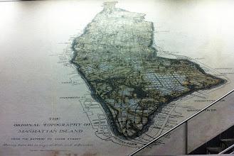 Photo: Manhattan Map Battery Park