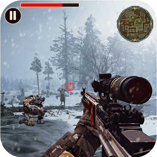 Call of Shooter WW2 in Winter (game)