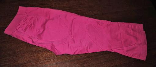 Photo: Hot Pink Maternity Capris. Motherhood Maternity XL $4
