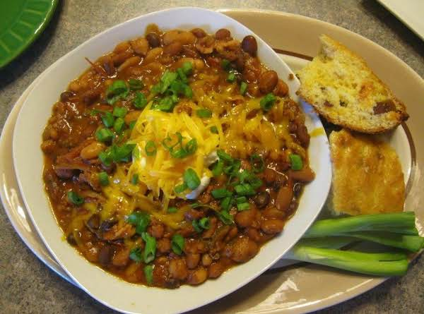 Kimberly's Chili Beans Recipe