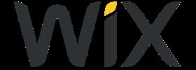 Wix 로고
