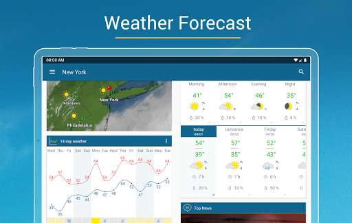 Weather & Radar USA screenshot 11