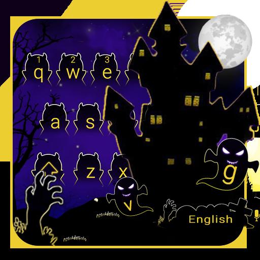 Horror Night Keyboard Theme
