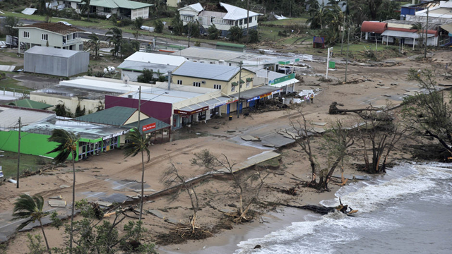 Dunk Island Destroyed By Cyclone Yasi: Photo Gallery: Aftermath Of Cyclone Yasi