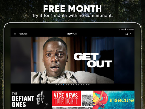 HBO NOW: Stream TV & Movies screenshot 11