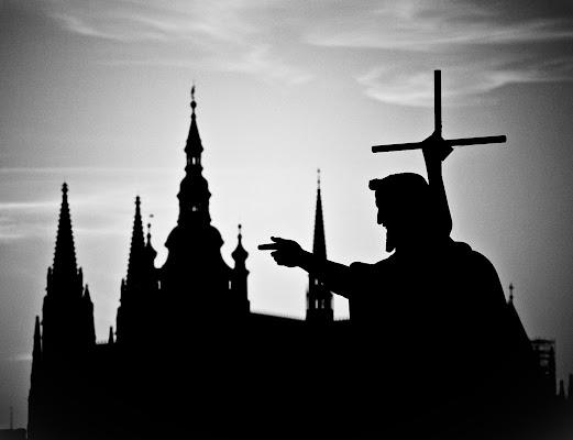 Un dito su Praga di Fabrizio Di Giovanni