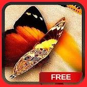 Pair Of Butterflies LWP