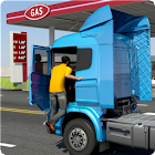 Oil Tanker Transporter Truck Simulator icon