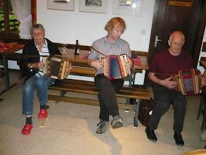Photo: Ein flottes Trio