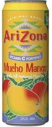 Arizona Beverage - Mucho Mango, 23oz