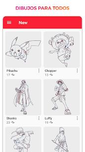 WeDraw – Cómo Dibujar Anime & Dibujos Animados 3