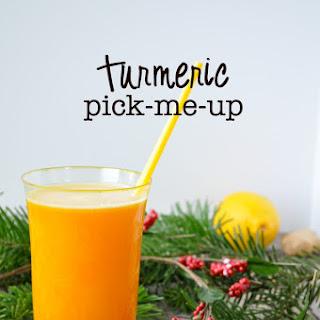 Turmeric Pick-Me-Up.