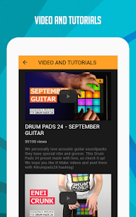 Drum Pads 24 - Beats and Music- screenshot thumbnail