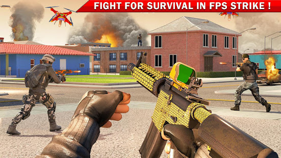 FPS Shooting - Counter Terrorist Gun Strike Game for PC-Windows 7,8,10 and Mac apk screenshot 11