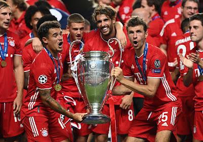 Retour à la maison pour un joueur du Bayern