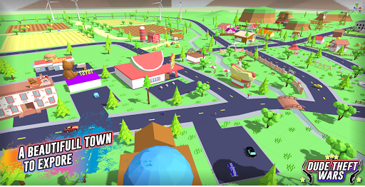 Dude Theft Wars: Open World Sandbox Simulator BETA screenshots 21
