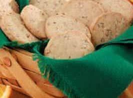 Pecan Ice Box Cookies