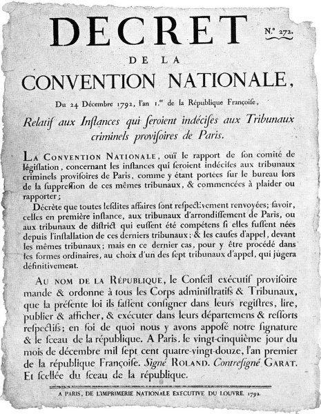Francuska revolucija | Hrvatska enciklopedija