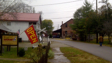 Photo: Metamora IN - Buildings near Whitewater Canal
