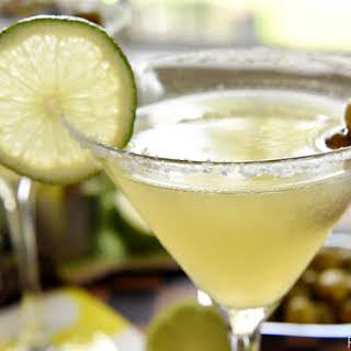 Mexican Martini ~ Trudy's Copycat.