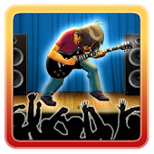 Rock Guitar Hero Game