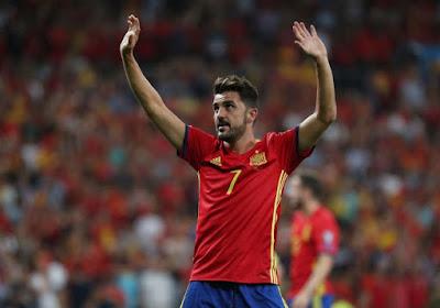 David Villa beschuldigd van seksueel misbruik, Spaanse wereldkampioen ontkent alles