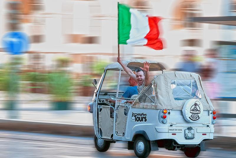 Italia!!! Italia!!! Italia!!! di Scaletta
