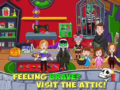 My Town : Haunted House 1.24 Mod + APK + Data UPDATED 3