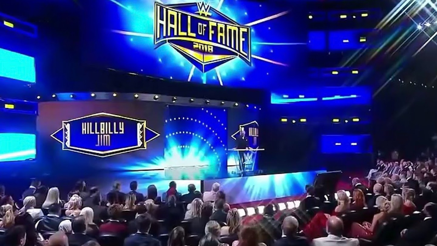 Watch 2018 WWE Hall of Fame Induction Ceremony live