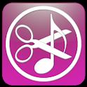 MP3 Cutter and Ringtone Maker♫ icon