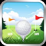 Golf GPS Range Finder Free Icon