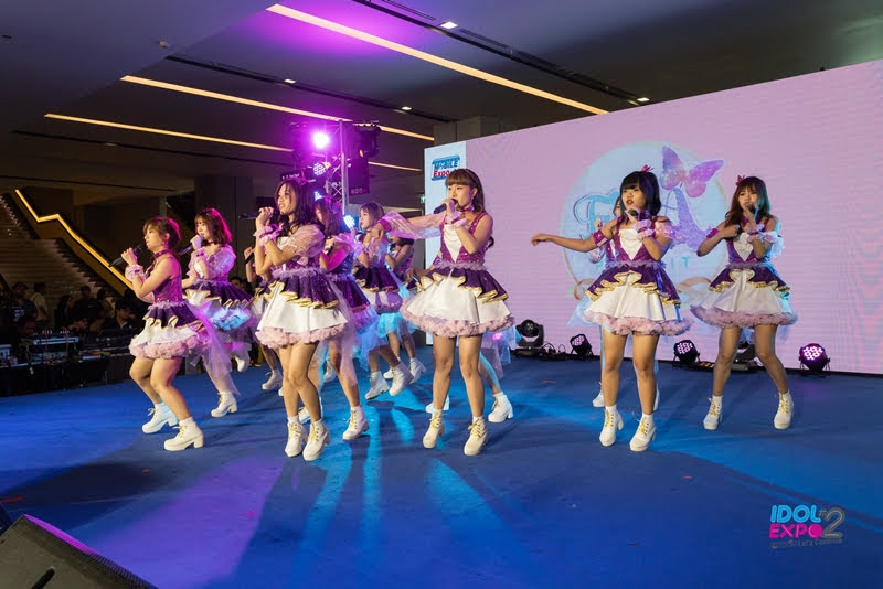 Idol Expo#2 CM CAFE