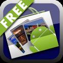 Wallpaper Market Free icon