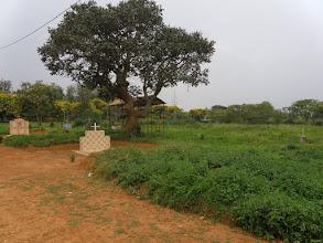 Photo: Cemetery near Nyamata church...