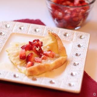 German Pancakes, AKA fluffy pancakes!
