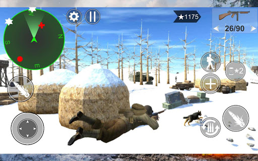 Medal Of War : WW2 Tps Action Game apkpoly screenshots 3