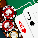 Sin City Hot Streak Blackjack icon
